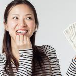 女性は闇金じゃない優良な消費者金融で借りています!